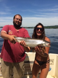 June 09 ,2014 Lake Trout