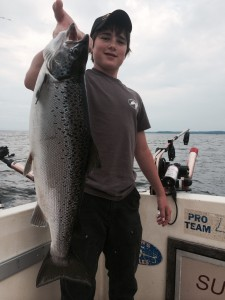 June 30-2014 Nice Salmon
