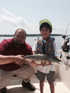 July 03 , 2014 Lake Trout