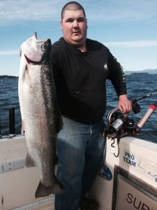 July 5 , 2014 Steelhead Trout
