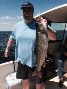 July 6 , 2014 Lake Trout