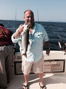 July 24 , 2014 Lake Trout