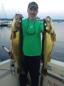 August 1 , 2014 big Walleye