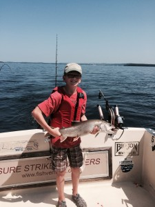 August 09 , 2014 Lake Trout
