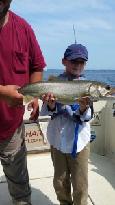 August 12 , 2014 Lake Trout