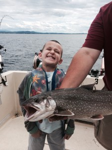 August 16 , 2014 Lake Trout