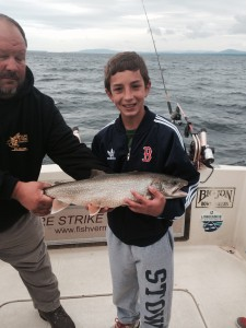 August 17 , 2014 Lake Trout