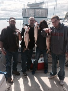 August 18 , 2014 Lake Trout