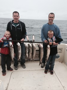 August 21 , 2014 Lake Trout