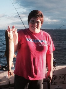 September 03 , 2014 Lake Trout