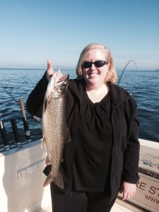 September 28 , 2014 Lake Trout