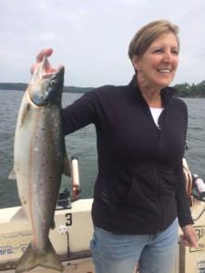 May 16 , 2015 Salmon