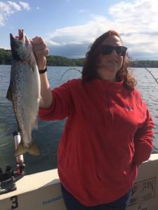 May 22 , 2015 Salmon