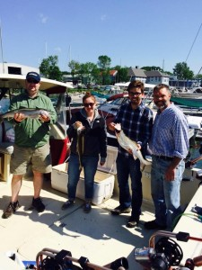 June 11 , 2015 Lake Trout