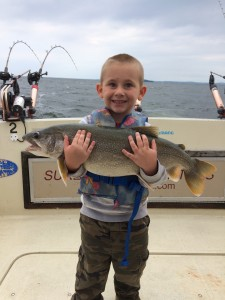July 18 , 2015 Lake Trout