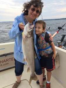 July 21 , 2015 LakeTrout