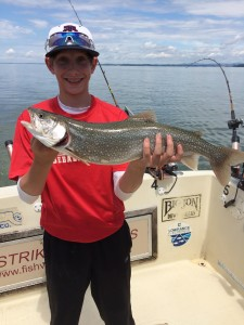 July 23 , 2015 Lake Trout