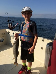 July 28 , 2015 Lake Trout