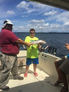 August 3 , 2015 Lake Trout