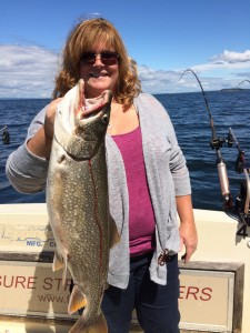 August 7 , 2015 Lake Trout