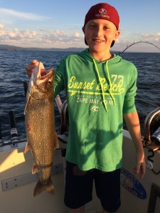 August 10 , 2015 Lake Trout