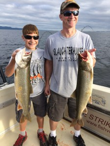 August 13 , 2015 Lake Trout