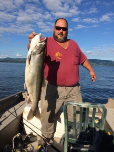 August 21 , 2015 Lake Trout
