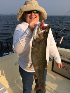 September 01 , 2015 Lake Trout