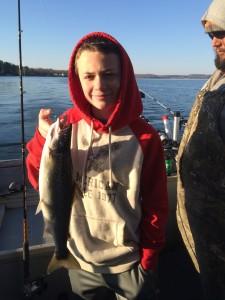 April 17 , 2016 Salmon