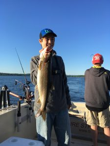 June 16 , 2016 Lake trout