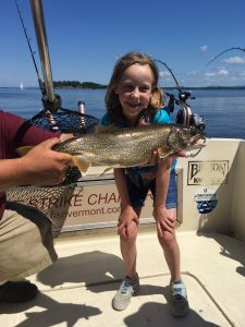 July 11 , 2016 Lake Trout