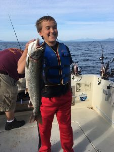 July 12 , 2016 Lake Trout