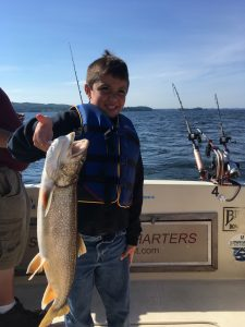 July12 , 2016 Lake Trout
