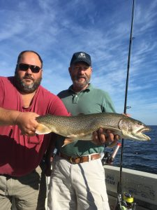 July 24 , 2016 Lake Trout