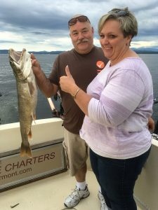 August 7 , 2016 Lake Trout