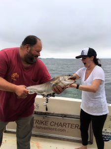 August 14 , 2016 Lake Trout