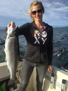 August 15 , 2016 Steelhead Trout
