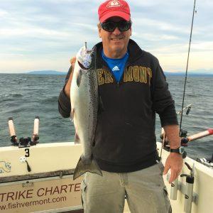 August 25 , 2016 Salmon