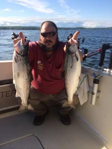 June 04 , 2014 Landlocked Atlantic Salmon