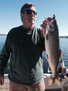 June 21 , 2014 Lake Trout