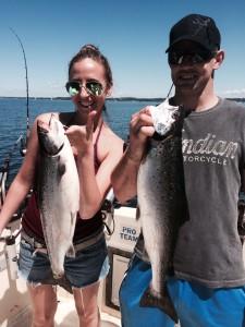 June 22 , 2014 double Salmon