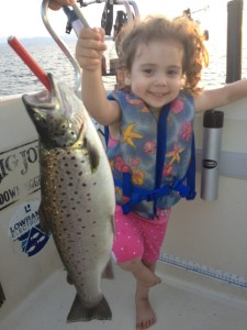 July 01 , 2014 Brown Trout