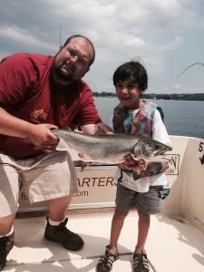 July 03 , 2014 Lake Trout