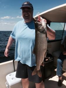 July 6 , 2014 Lake Trout