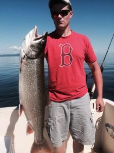 July 11 , 2014 Lake Trout