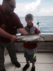 August 07 , 2014 Lake Trout