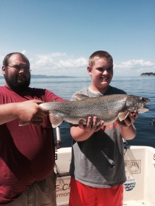 August 08 , 2014 Lake Trout