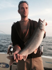August 10 , 2014 Lake Trout