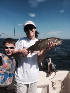 August 26 , 2014 Lake Trout