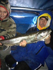 Lake Trout Feb ,2015